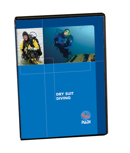 describe how to add air to your drysuit padi