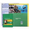 Basic Enriched Air Diver Certification Pak w/DC simulator access card & PIC (German Version)